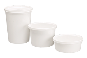 THIN WALL PLASTIC CONTAINERS
